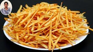 பேக்கரி ஸ்டைல்ல மொறுமொறுனு சிப்ஸ் இப்டி செஞ்சி பாருங்க | Snacks Recipes in Tamil