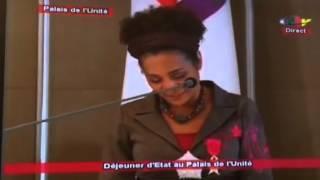 Michael Jean a Yaounde au Cameroon
