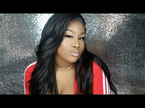 FLAWLESS SOFT CURLS HAIR TUTORIAL | LAKI HAIR