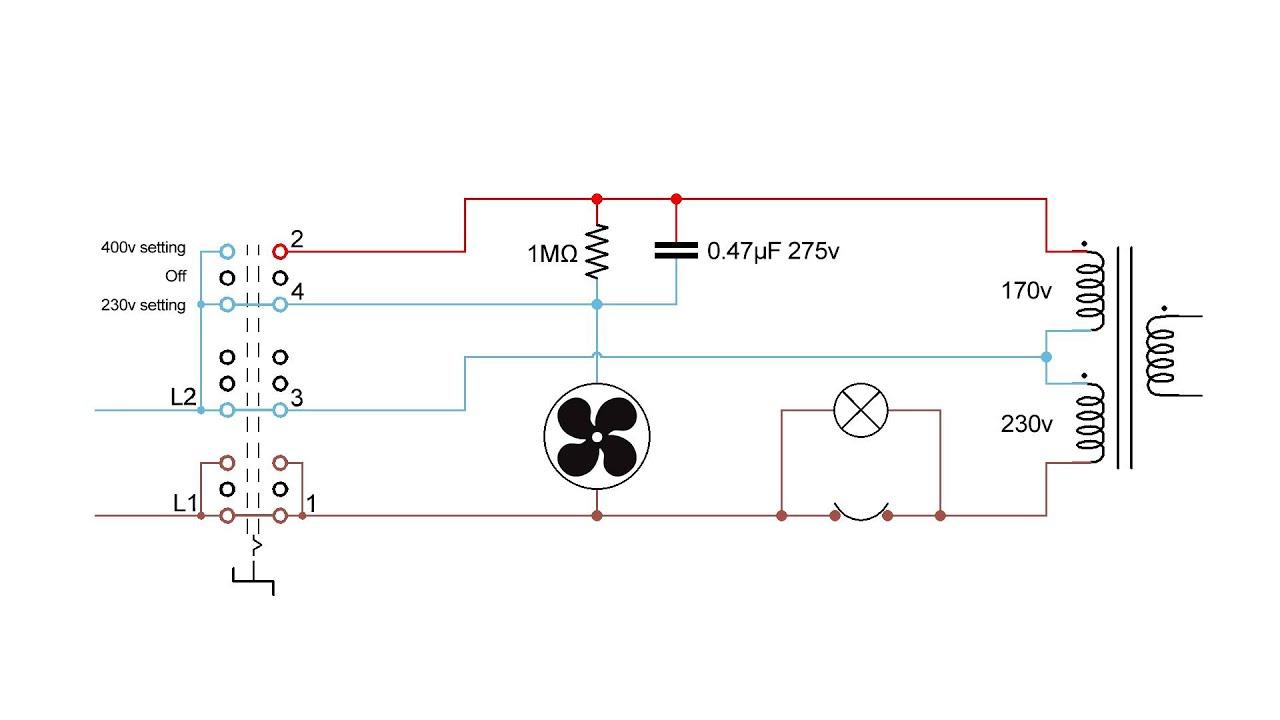 medium resolution of convert a 240v arc welder into a 415v psu