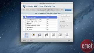 EaseUS Mac Photo Recovery Free - Recover lost or deleted media files  - Download Video Previews