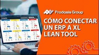 Software para conectar un ERP a las máquinas de Producción