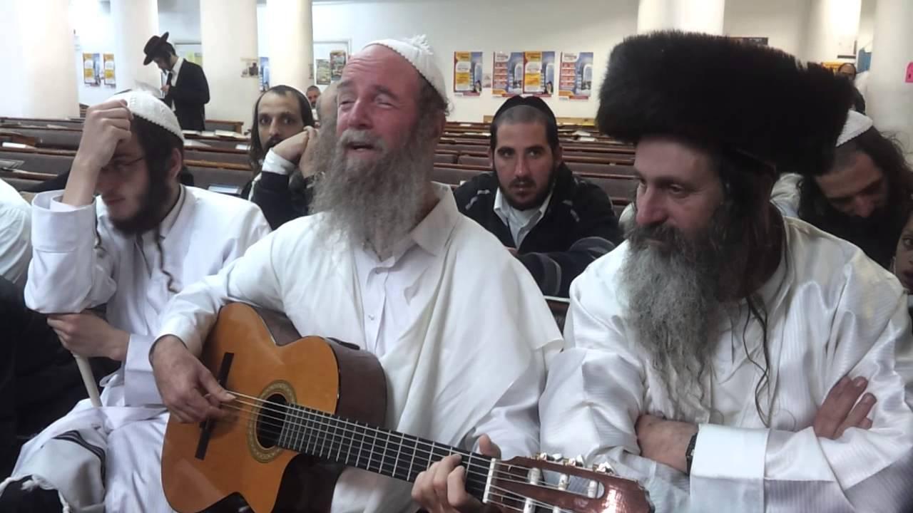 """ישראל דגן - מוצאי שבת ראש השנה אומן תשע""""ד"""