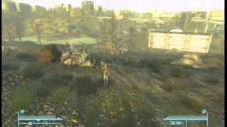 Fallout 3 hints, tips and glitches