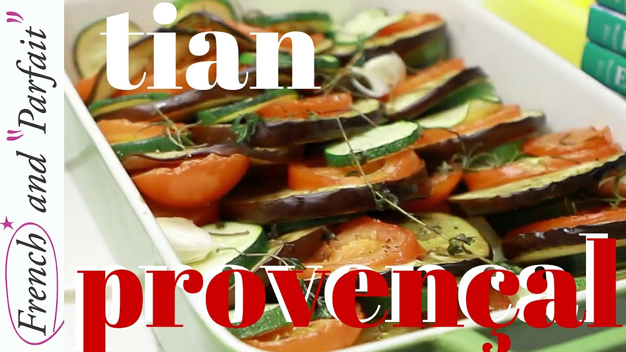 French and healthy vegetable side dish tian provencal youtube forumfinder Images