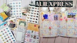 Скрап покупки с AliExpress/ Crate Paper DoodleBug/ Покупки для творчества