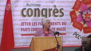 Communist Party of Canada (Marxist-Leninist) - 8th Congress - It Can Be Done