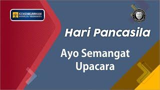 Upacara Hari Lahir Pancasila di Kanwil Kemenkumham D. I. Yogyakarta