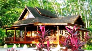 Malaysia Traditional House Style