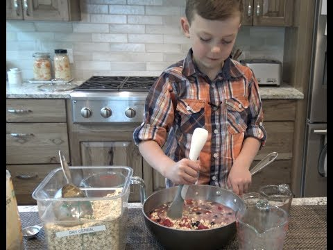 Oatmeal, A New Family Favorite