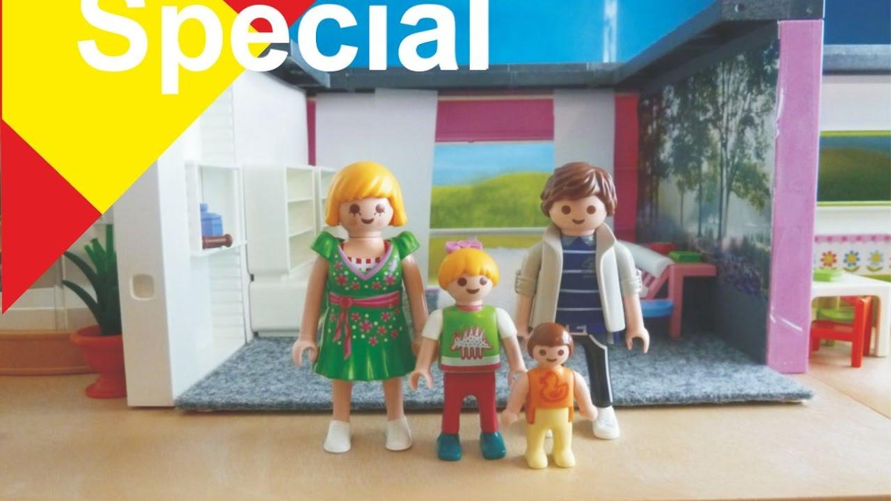Playmobil en espa ol tunea mi mansi n moderna de lujo la for La casa moderna