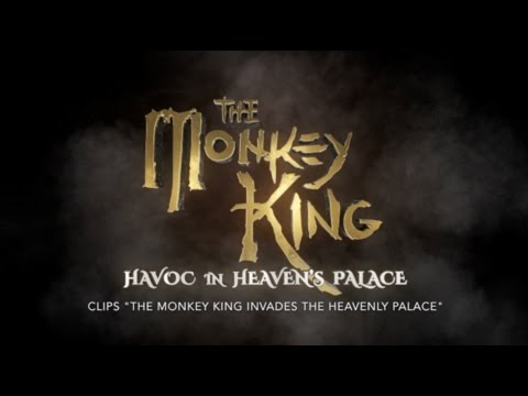 The Monkey King  Havoc in Heavens Palace Clip 3
