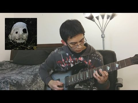 The Faceless - Digging The Grave (Full Guitar Cover)