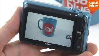 Nikon Coolpix S6400 review en unboxing (NL/BE)
