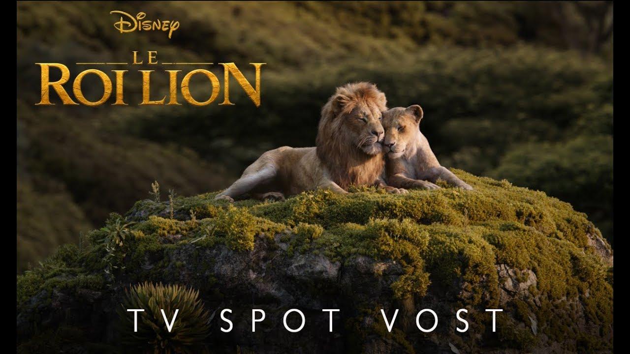 Le Roi Lion 2019 Tv Spot Vost 2 Disney Be