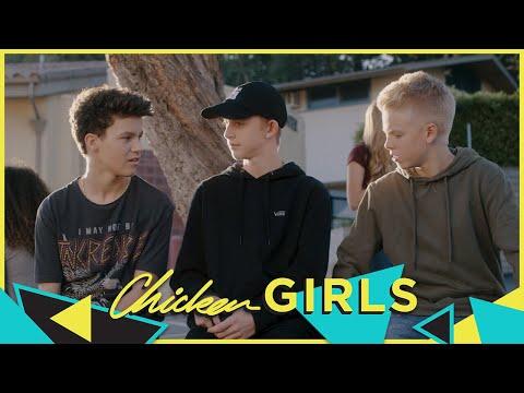 """CHICKEN GIRLS   Annie & Hayden in """"Say Anything""""   Ep. 9"""