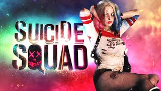 ROBLOX SQUADRON SUICIDE - HARLEY QUINN! -Spanish Gameplay