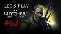 #63 Let's Play The Witcher 2 [HD DE BLIND] - Schweren Herzens zurück in die Zukunft
