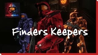 Finders Keepers - Episode 12 - Red vs. Blue Season 11