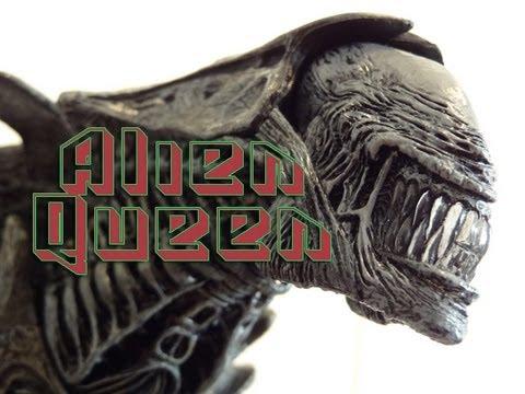 McFarlane Alien Queen Review - YouTube  McFarlane Alien...
