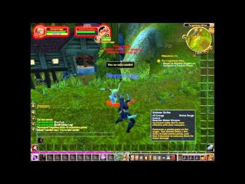 [HD]World Of Warcraft Quest: The Fargodeep Mine [12]