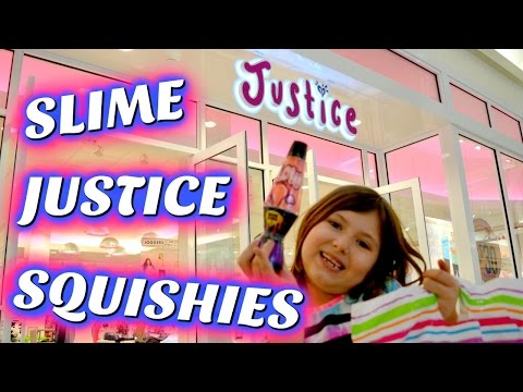 SLIME, JUSTICE & SQUISHIES! Girls Day Out VLOG | Sedona Fun Kids TV