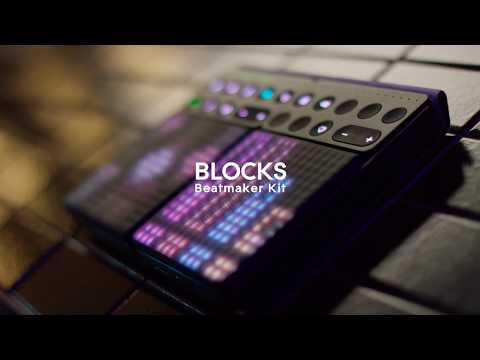 BLOCKS Beatmaker Kit – the ultimate beat-making instrument