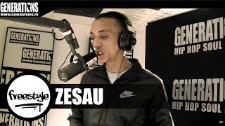Zesau - Freestyle #AllStarIndustrie (Live des studios de Generations)