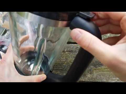 Smoothie Blender Lidl Test Review - YouTube
