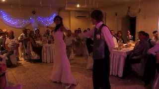 Самый лучший танец жениха и невесты 2012