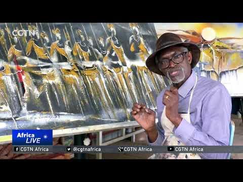 Renowned Rwandan artist celebrates 45 years in the industry