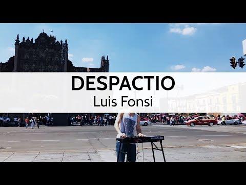 """Despacito"" played in New York City and Mexico City by Devon & Niko Kotoulas"