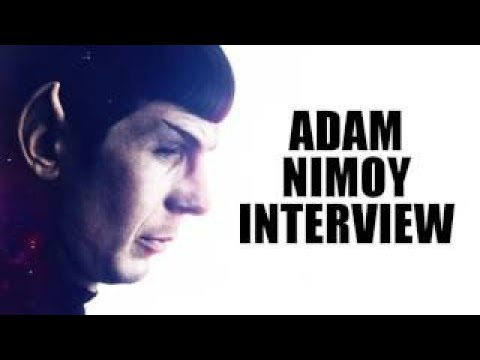 Adam Nimoy Interview