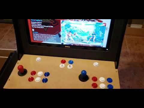 Arcade1up Mod 23