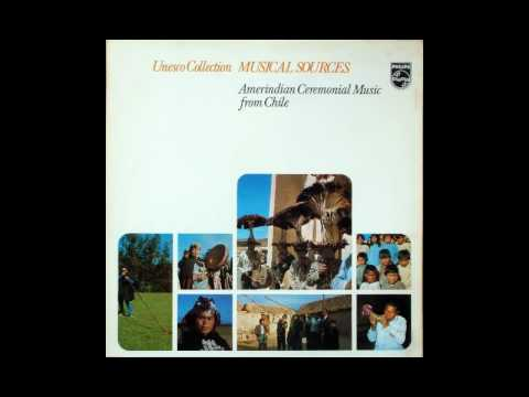 Amerindian Ceremonial Music From Chile (1975)