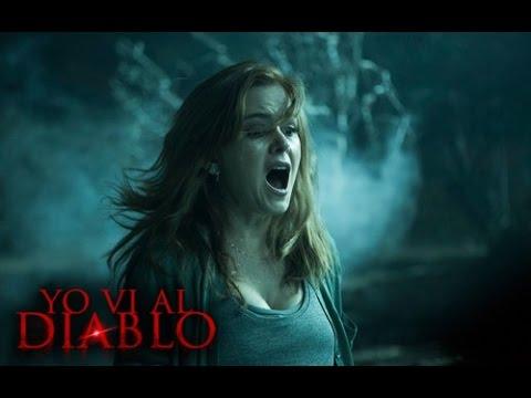 Yo Vi Al Diablo - Trailer Official Terror 2016 - YouTube
