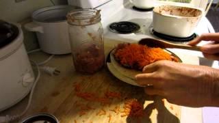 Vegan Breakfast Burrito Recipe - Gluten Free, Raw & Cooked