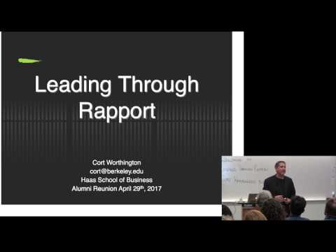 Leading Through Rapport