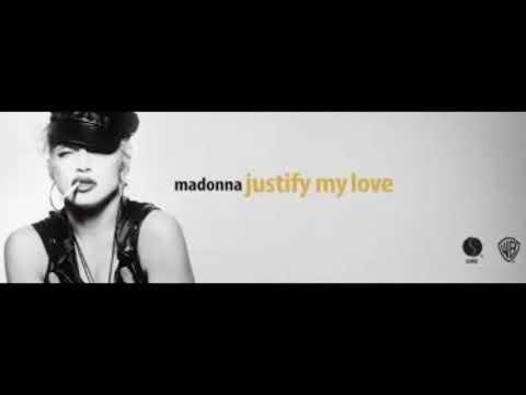 Madonna  Justify My Love Luxar Remix