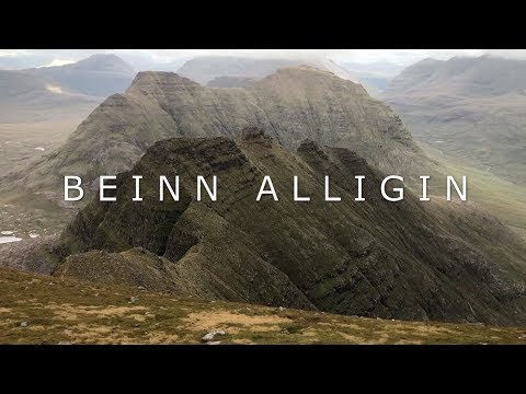 Beinn Alligin - The Jewelled Mountain