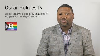 Pride Month: Oscar Holmes IV on Equality in Business