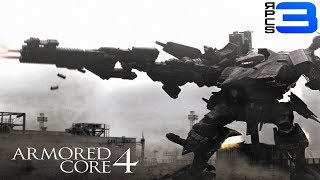 Armored Core 4 - RPCS3 TEST 2 (InGame / Crashes After Tutorial)