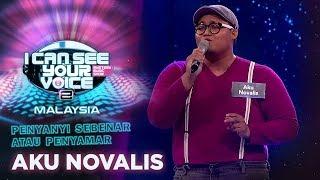 Penyanyi Sebenar Atau Penyamar - Aku Novalis | #ICSYVMY