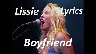 Lissie – Boyfriend Lyrics Video