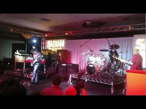 The Stranger/Hells Bells/N... - Portnoy, Sheehan, MacAlpine, Sherinian: PSMS - Sabian Live 2012