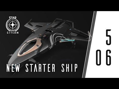 Fortnightly Frontier - 5.06 - New starter ship! [Star Citizen podcast]