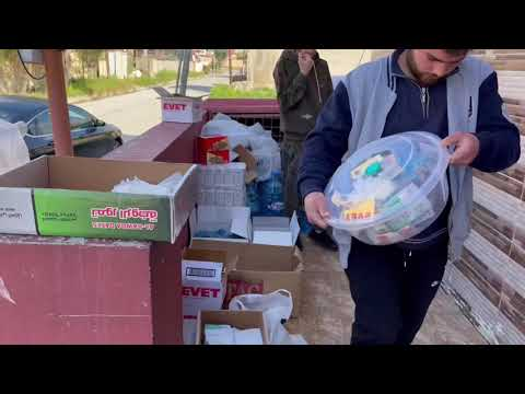 208 - providing kooleche baskets for Perozawa