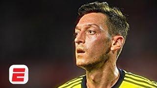 Mesut Ozil to D.C. United 'just doesn't make sense' - Alejandro Moreno | ESPN FC