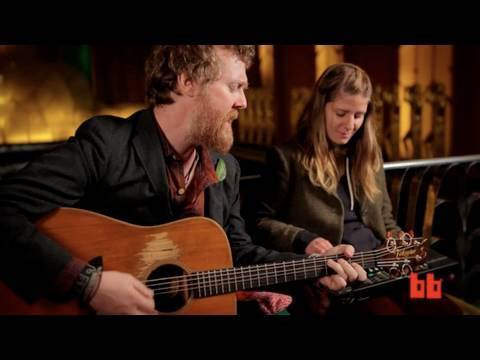 Swell Season performance, interview (Boing Boing)