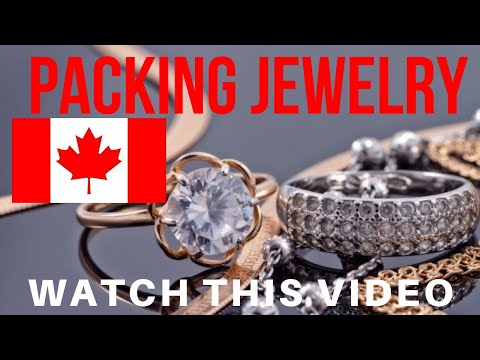Watch THIS Before Packing Your PRECIOUS Jewelry For Immigration To CANADA